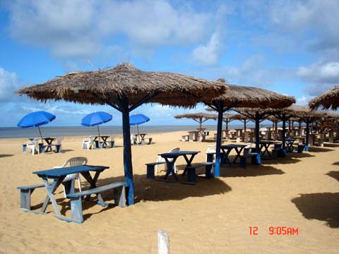 Praia de Nova Viçosa - Extremo Sul da Bahia - Brasil